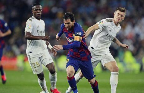 Ρεάλ Μαδρίτης και Μπαρτσελόνα κυκλοφόρησαν, σχεδόν ταυτόχρονα, τις εκτός έδρας εμφανίσεις του για τη νέα χρονιά