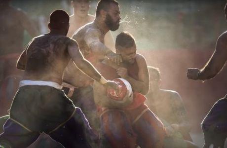 Το πιο βίαιο άθλημα όλων είναι σαν ποδόσφαιρο με νεκρούς