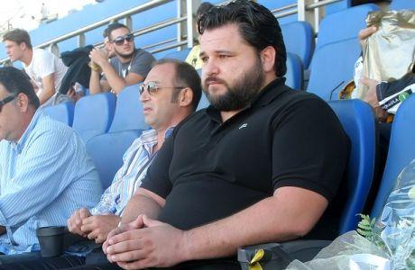 Παραιτήθηκε ο Δημήτρης Παπουτσάκης, εξελίξεις στον Εργοτέλη