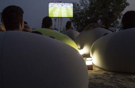 Παγκόσμιο Κύπελλο στην παραλία: η απόλαυση που έγινε λατρεία