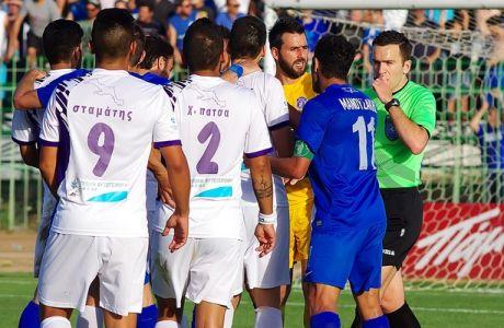 """Στο """"σκαμνί"""" ο Ηρακλής Ψαχνών για το ύποπτο ματς της UEFA"""