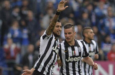 34η αγ.: Πρωταθλήτρια Ιταλίας η Γιουβέντους (VIDEOS)