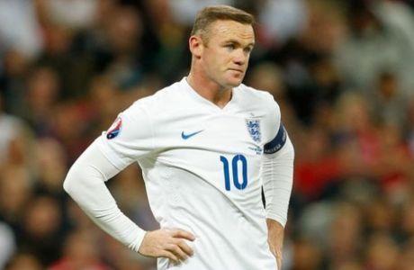 Χάνει τη θέση του και στην Αγγλία ο Ρούνεϊ!