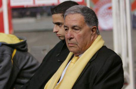 Ο ισόβιος πρόεδρος της Μακάμπι Τελ Αβίβ, Σιμόν Μιζράχι