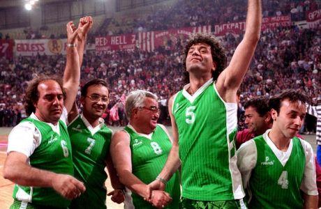 Ζαρτιέρες και ξεκάλτσωτοι: Όταν το πρωτάθλημα ξανάγινε μπάχαλο