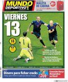 """Σκληρή κριτική από τον ξένο Τύπο για την Ισπανία, μαύρο πρωτοσέλιδο η """"Marca"""""""