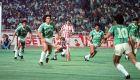 Ο τελικός Κυπέλλου του 1986 μεταξύ Παναθηναϊκού και Ολυμπιακού