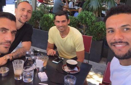 Reunion για τέσσερις πρώην παίκτες του Παναθηναϊκού!