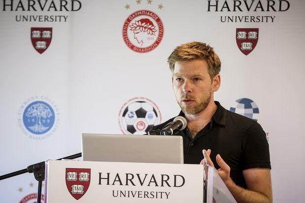 Ολοκληρώθηκε με επιτυχία το συνέδριο του Χάρβαρντ