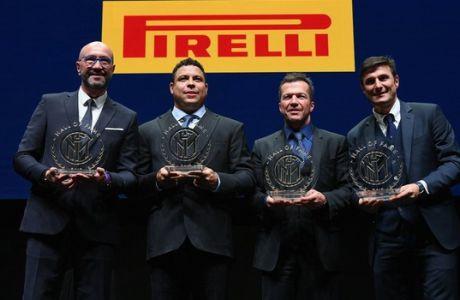 Με Ρονάλντο & Ματέους, το Hall of Fame της Ίντερ δεν έχει αντίπαλο!
