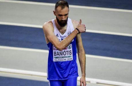 Ο Κώστας Μπανιώτης απέδειξε ότι ποτέ δεν είναι αργά για μετάλλιο