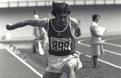 Ο Βίκτορ Σανέγεφ στους Ολυμπιακούς Αγώνες του Μόντρεαλ