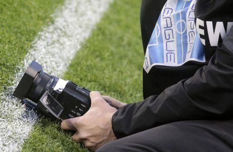 PRE GAME / ÐÁÏ - ÏÓÖÐ (ÂÁÓÉËÇÓ ÌÁÑÏÕÊÁÓ / Eurokinissi Sports)