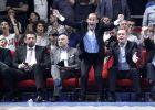 ÅÕÑÙËÉÃÊÁ / ÐËÅÉ ÏÖ / ÁÍÁÍÔÏËÏÕ ÅÖÅÓ - ÏÓÖÐ / EUROLEAGUE / PLAY OFF / ANADOLU EFES - OLYMPIAKOS (LATO KLODIAN / Eurokinissi Sports)