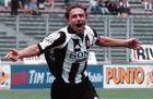 Ο Αντόνιο Κόντε ως ποδοσφαιριστής της Γιουβέντους