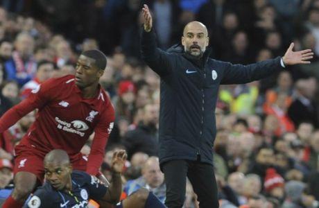 Η στρατηγική του Guardiola για τα νέα ρεκόρ της Manchester City