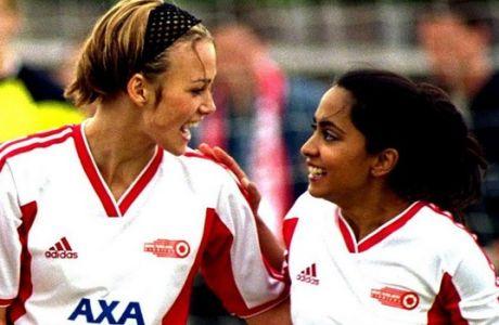 Μετά το 'Καν' το όπως ο Μπέκαμ', κανείς δεν αστειεύτηκε με το ποδόσφαιρο γυναικών