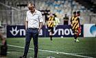 O Μιγκέλ Καρντόσο σε στιγμιότυπο από το ματς ΑΕΚ- Ξάνθη