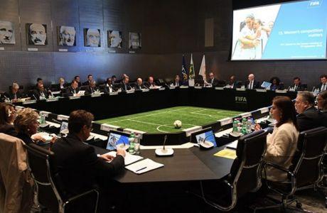Εγκρίθηκε από τη FIFA η διοικούσα επιτροπή για την ΕΠΟ