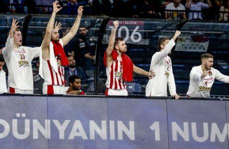 ΑΝΑΤΟΛΟΥ ΕΦΕΣ - ΟΛΥΜΠΙΑΚΟΣ / EUROLEAGUE BASKETBALL (ΦΩΤΟΓΡΑΦΙΑ: EUROKINISSI)