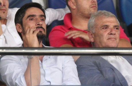 Τι έλεγαν για 20 λεπτά Μελισσανίδης - Λυμπερόπουλος;