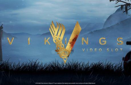 Το μυθικό 'Vikings' ήρθε στο Stoiximan.gr
