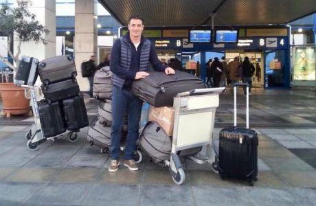 Αποχαιρέτισε μέσω facebook την Ελλάδα ο Μίτσελ