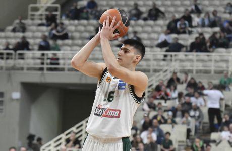 Ο Γιώργος Καλαϊτζάκης θέλει να επανέλθει και να παίξει στον Παναθηναϊκό ΟΠΑΠ