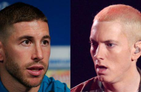 Η ζωή του Ράμος έγινε τραγούδι! Τρέμε... Eminem