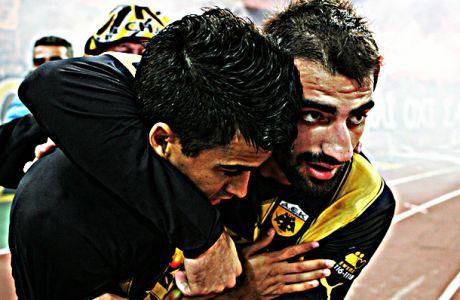 """Μάκος στο Contra.gr:  """"Απόψε, οι παίκτες της ΑΕΚ θα καταλάβουν το μεγαλείο της ομάδας"""""""