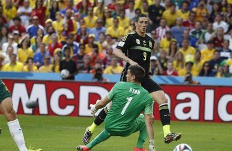 Ο Τόρες το 2-0 για την Ισπανία