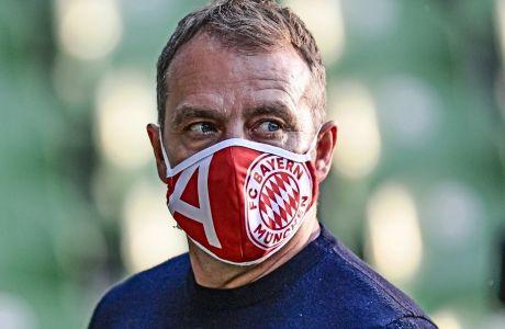 Ο Χάνσι Φλικ συμφώνησε αρχικά να καλύψει το κενό στη θέση του προπονητή της Μπάγερν, έως ότου βρεθεί ο καταλληλότερος για αντικαταστάτης του Κόβατς. Πλέον έχει συμβόλαιο έως το 2023.