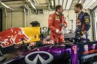 Mε Ferrari ο Vettel! (VIDEO)