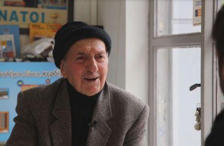 Ο θρυλικός Κώστας Νεστορίδης σε μια συνέντευξη ζωής