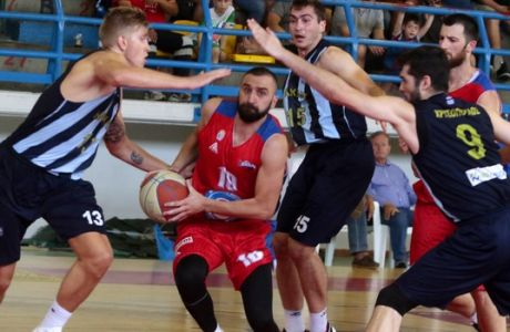 Α2 ΚΑΤΗΓΟΡΙΑ / ΦΑΡΟΣ - ΗΡΑΚΛΗΣ (ΒΑΣΙΛΗΣ ΜΑΡΟΥΚΑΣ / Eurokinissi Sports)