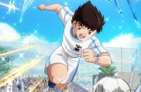 Ο Captain Tsubasa