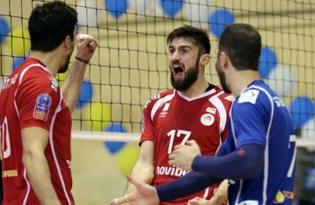 Ολυμπιακός-Εθνικός Αλεξανδρούπολης 3-1