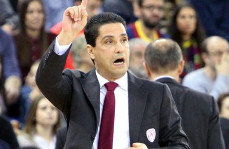 """Σφαιρόπουλος: """"Στο τέλος θα τα καταφέρουμε"""""""
