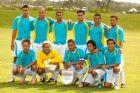 Παίκτες της ομάδας Τουβάλου στους αγώνες Εθνών Νοτίου Ειρηνικού - 2007