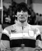Ο Παναγιώτης Γιαννάκης με την φόρμα της Εθνικής Ομάδας στα πρώτα χρόνια της δεκαετίας του 80