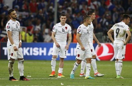 Αποκλείστηκε η Αλβανία λόγω... Ρονάλντο
