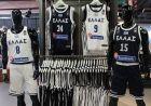 Οι βασικές εμφανίσεις της Εθνικής ομάδας μπάσκετ στο Παγκόσμιο, η κλασική λευκή και η βαθιά μπλε