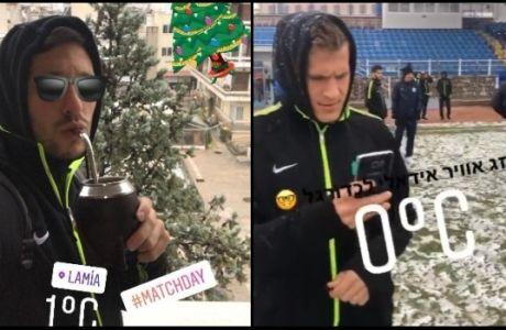 """Τουλάχιστον νίκησαν στις... selfie οι """"πράσινοι"""""""