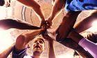 Όρκος νίκης σε αγώνα του Basketball Champions League