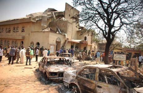 ΣΟΚ στη Νιγηρία: 40 νεκροί σε γήπεδο από βόμβα