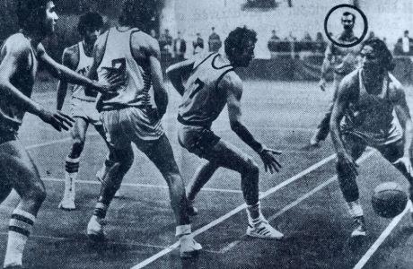 Το πιο αμφιλεγόμενο ματς στην ιστορία του ελληνικού μπάσκετ