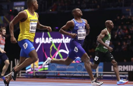 Ο πιο γρήγορος άνθρωπος του κόσμου φλερτάρει με τον εφιάλτη