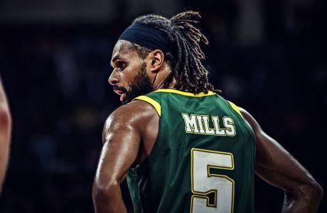 Συνωμοσία; Τι ισχύει με τον Μιλς στην ψηφοφορία της FIBA