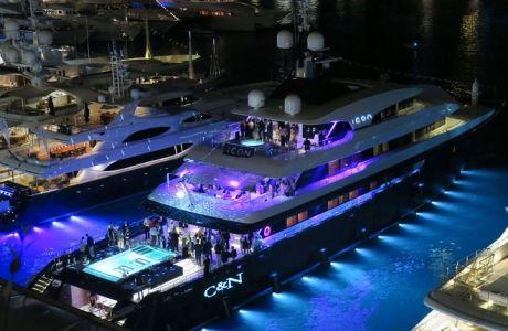 Τα δέκα μεγαλύτερα υπέρ-γιότ που θα δούμε στο φετινό Monaco Yacht Show