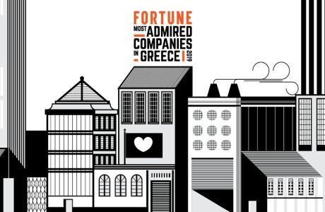 Greece's Most Admired Companies 2019 Η ΜΕΘΟΔΟΛΟΓΙΑ ΤΗΣ ΛΙΣΤΑΣ